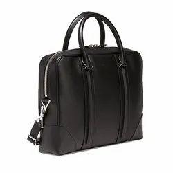 Adnosh Black Portfolio Bags