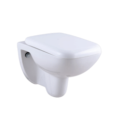 arroz Closed Front Wall Hung water Closet, For Bathroom Fitting