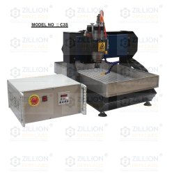 Desktop CNC Machine for Metal Machining