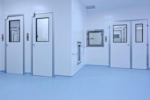 Blue Sky Stainless Steel Modular Cleanrooms