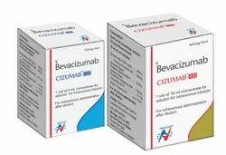 Cezumab400 and 100 mg