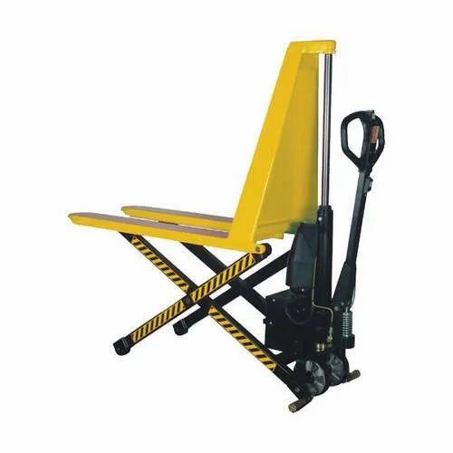 Scissor Lift Pallet Trolley