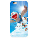 Multicolor Soft Tpu Doraemon Printed Mobile Back Cover, Packaging Type: Box