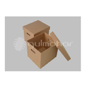 Triple Wall - 7 Ply Heavy Duty Corrugated Boxes, Box Capacity: 31-40 Kg