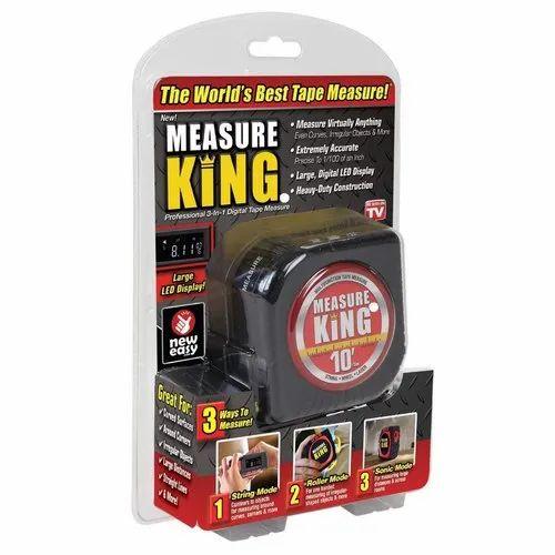 Digital Rolling Tape Measure