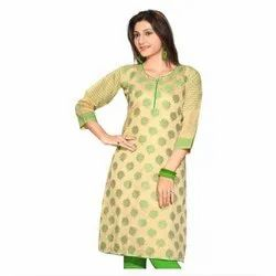 Ladies Fancy Rayon Kurti