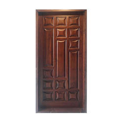 Carved Wood Interior Doors