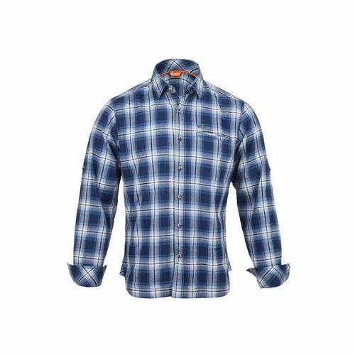 c7231a9b75 Medium And XL Cotton Men's Check Shirts, Rs 500 /piece, Smart ...