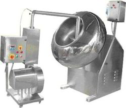 Coating Pan Handa Mixer