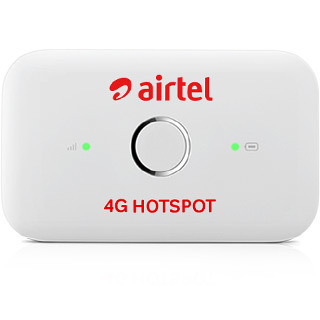 Airtel Huawei E5573cs 609 4g Hotspot Router At Rs 2150