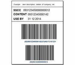 Logistics Label