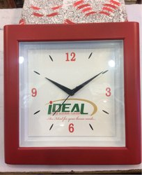 Promotional Clock