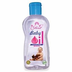 Glint, private Labelling Baby Oil, Packaging Size: 100 Ml, 200 Ml, Packaging Type: Bottle
