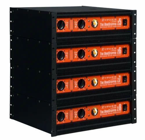 Zypher Labs Dubstepper Z Series Power Amplifiers