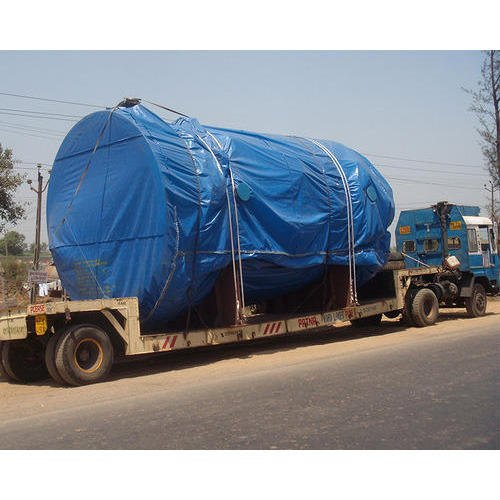 PVC Tarpaulin Container Cover