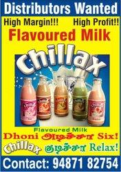 Flavour: Badam Chillax Flavoured Milk, 200 ml, Packaging Type: Bottle