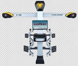 3D Wheel Aligner