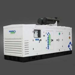 62.5 KVA Silent Diesel Generator