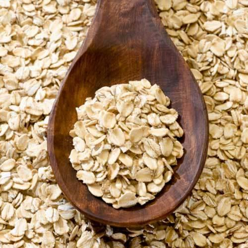 raw oats flakes gluten free and no artificial flavour rs 180