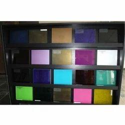 Lacquer Glass Shutter