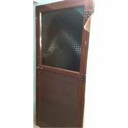 Aluminium Door, For Home, Office, Single