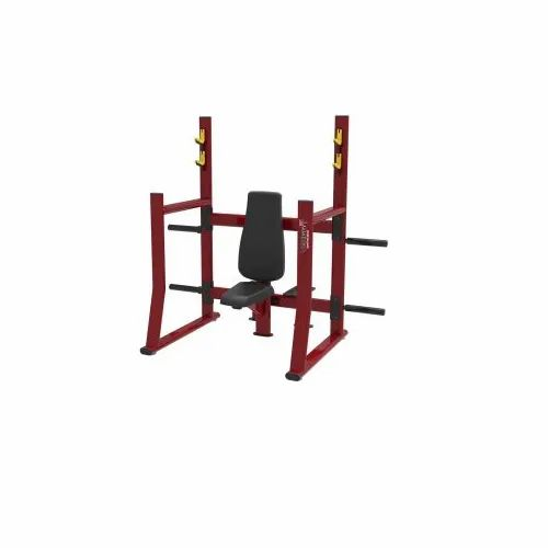 Military Press Exercising Bench