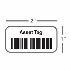 Polyester Asset Tags