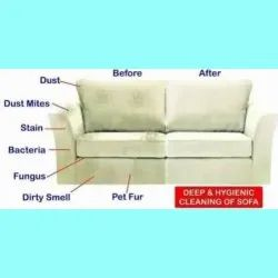 Sofa Deep Cleaning & Extracting