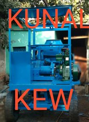 Concrete Mixer Machine Four Pillar
