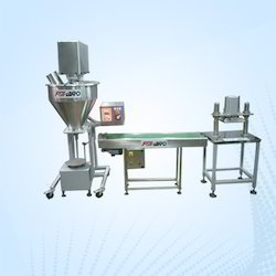 FOR-BRO Lubricant Filling Line, Capacity: Upto 2500gms