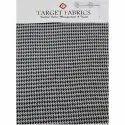 Checked Pc Jacquard Fabric