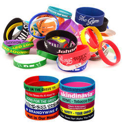 Silicone Printed Wristband