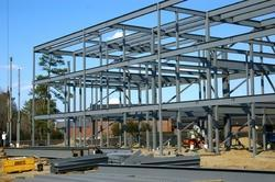 Heavy Structural Fabrication Services
