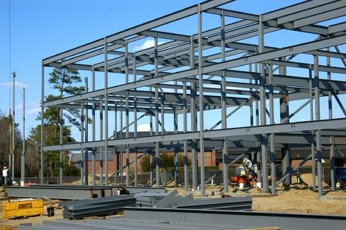 Mild steel Heavy Structural Fabrication Services