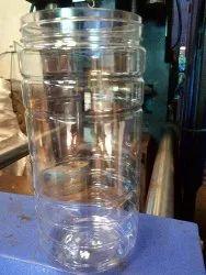 PP Round Plastic Bottle, Use For Storage: Oils, 200ml