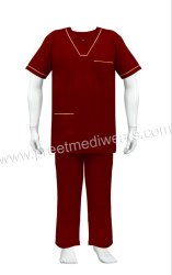 Scrub Suit Export Quality