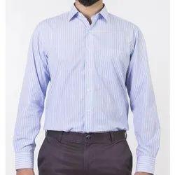 Cotton Regular Fit Mens Formal Shirts, Machine wash