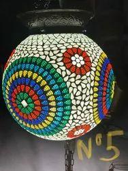 Handmade White Glass Mozaik, For Home