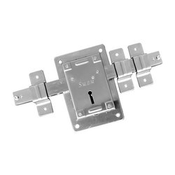 Stainless Steel GL 10 Turn Shutter Lock