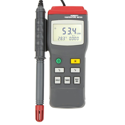 Mastech Humidity and Temperature Meters