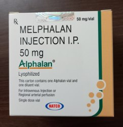 Melphalan Injection / Alphalan Injection