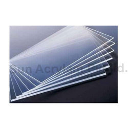 Transparent Window Clear Sheet, Thickness: 1-2 mm