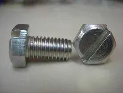 Stainless Steel 316 Slotted Hex Bolts