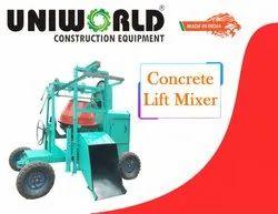 Two Pole Lift Concrete Mixer
