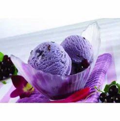 Dinshaw's Ice cream Black currant - 750 Ml