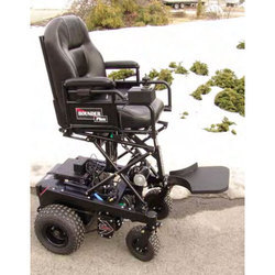 Bounder Plus HVLP Power Wheelchairs