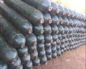 Iron Industrial Oxygen Cylinder, 20-40 Liter
