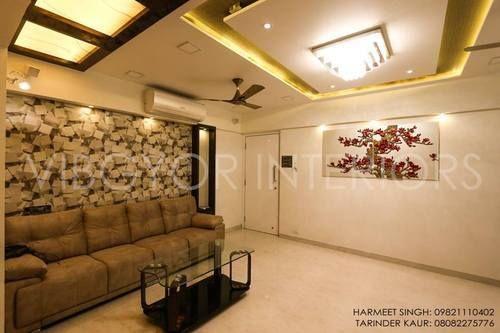 Plaster Of Paris Pop False Ceiling In Madanganj Ajmer Indra Home