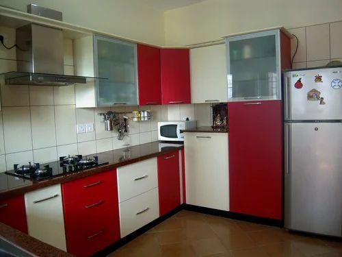 Modular Kitchen, मॉडर्न किचन, मॉडर्न रसोई - SS Interiors ...