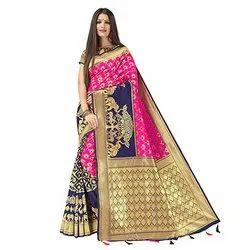 1071 Handloom Silk Saree
